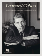 Leonard Cohen -  Collection