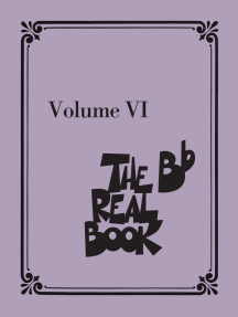The Real Book - Volume VI: Bb Instruments