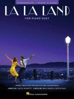 La La Land - Piano Duet: Intermediate Level / 1 Piano, 4 Hands