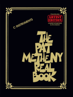 The Pat Metheny Real Book: Artist Edition C Instruments
