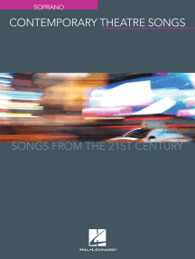 Contemporary Theatre Songs - Soprano: Songs from the 21st Century