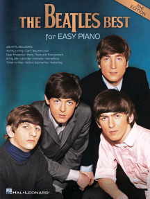 The Beatles Best - 2nd Edition: for Easy Piano