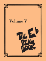 The Real Book - Volume V: E-flat Edition