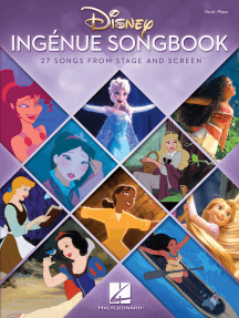 Disney Ingenue Songbook: 27 Songs from Stage and Screen