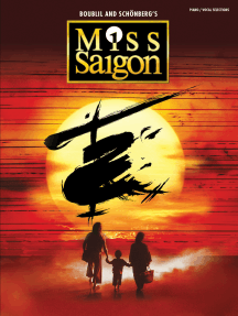 Miss Saigon (2017 Broadway Edition): Vocal Selections
