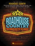 Roadhouse Country: 30 Favorite Songs