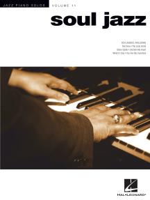 Soul Jazz: Jazz Piano Solos Series Volume 11