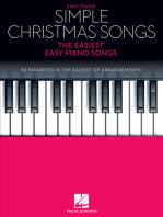 Simple Christmas Songs: The Easiest Easy Piano Songs