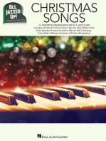 Christmas Songs - All Jazzed Up!