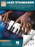 Jazz Standards - Super Easy Songbook