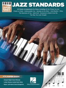 Jazz Standards - Super Easy Songbook