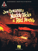 Joe Bonamassa - Muddy Wolf at Red Rocks: Accurate Tab Edition