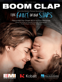 Boom Clap: (from The Fault in Our Stars)