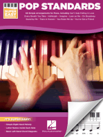 Pop Standards - Super Easy Songbook