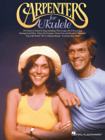 Carpenters for Ukulele