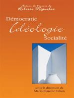 Démocratie, idéologie, socialité