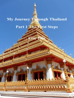 My Journey through Thailand Part I The First Steps