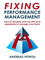 Fixing Performance Management