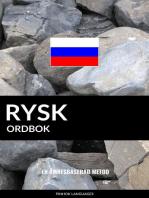 Rysk ordbok
