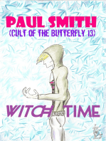 Witch Time (Cult of the Butterfly 13)