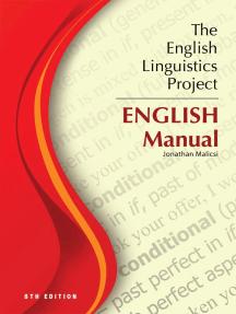 The English Linguistics Project: English Manual (8th Edition)