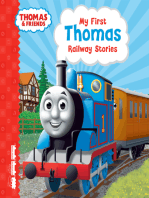 My First Thomas' Railway Stories (Thomas & Friends)