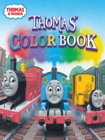 Thomas' Color Book (Thomas & Friends)