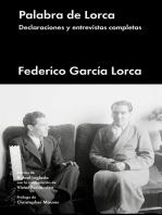 Palabra de Lorca