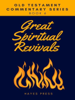 Spiritual Revivals of the Bible