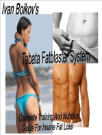Tabata Fatblaster System: Complete Training and Nutrition Guide to Insane Fat Loss