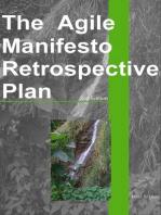 The Agile Manifesto Retrospective Plan