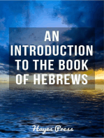 An Introduction to the Book of Hebrews