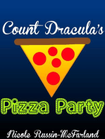 Count Dracula's Pizza Party