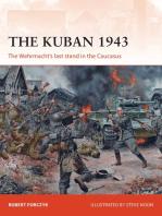 The Kuban 1943