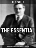 THE ESSENTIAL H. G. WELLS
