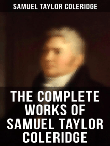 Read The Complete Works Of Samuel Taylor Coleridge Online By Samuel Taylor Coleridge Books