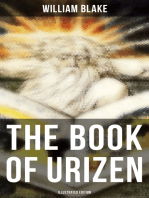 THE BOOK OF URIZEN (Illustrated Edition): Illuminated Manuscript with the Original Illustrations of William Blake