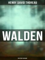 WALDEN - Deutsche Ausgabe