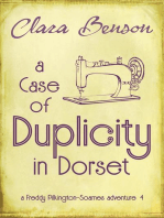 A Case of Duplicity in Dorset