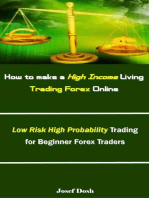 How to make a High Income Living Trading Forex Online