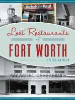 Lost Restaurants of Fort Worth