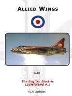 The English Electric Lightning F.1