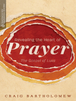 Revealing the Heart of Prayer