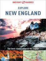 Insight Guides Explore New England (Travel Guide eBook)