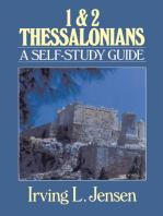 First & Second Thessalonians- Jensen Bible Self Study Guide