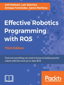 Effective Robotics Programming with ROS - Third Edition