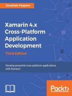 Xamarin 4.x Cross-Platform Application Development - Third Edition