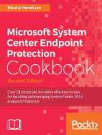 Microsoft System Center Endpoint Protection Cookbook - Second Edition