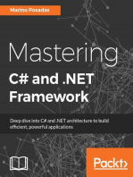 Mastering C# and .NET Framework