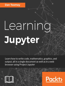 Learning Jupyter